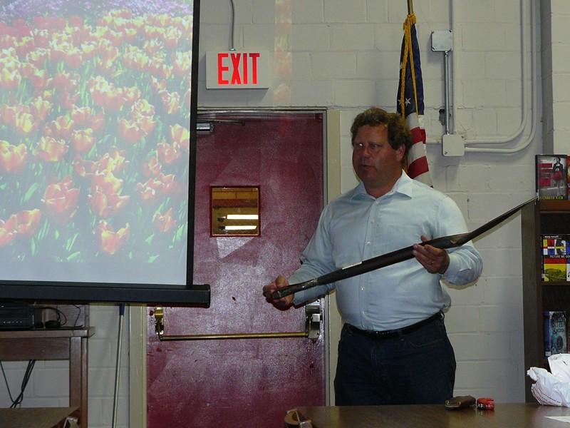 Steve Folz Gardening Presentation