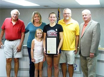 Morgan Hentz Proclamation