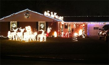 2014 Best Holiday Decorations Contest Winners